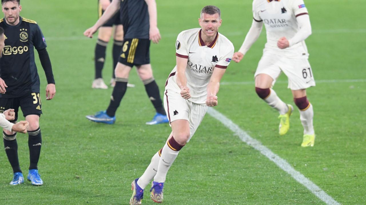 Avrupa Ligi yarı finalde MANU-Roma, Villarreal-Arsenal eşleşti