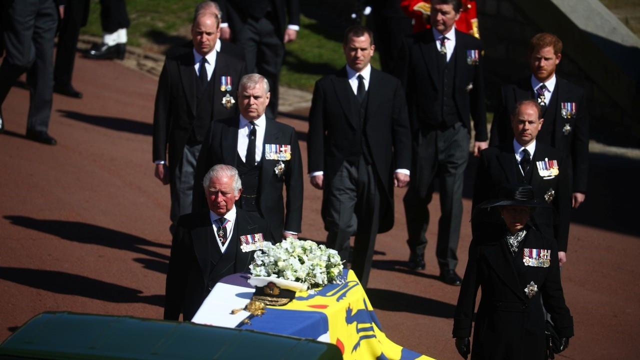 Prens Philip için 30 kişilik cenaze töreni