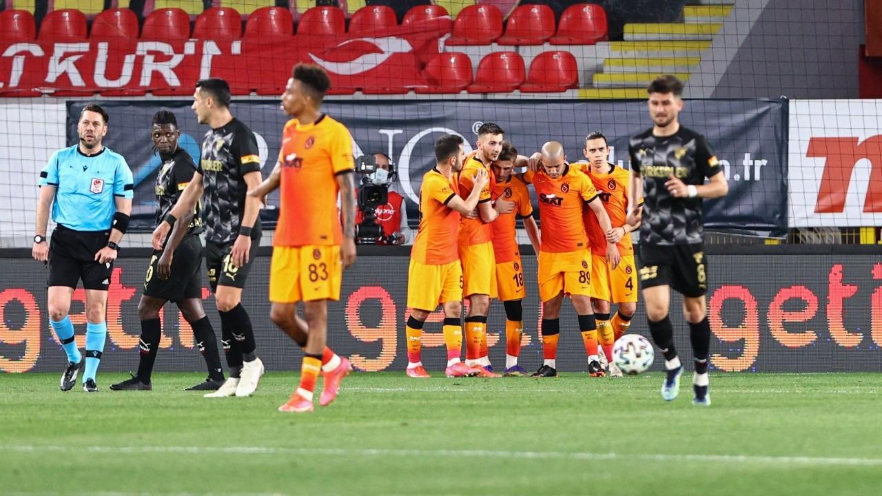 Muhammed Kerem Aktürkoğlu hat-trick yaptı, Galatasaray kazandı