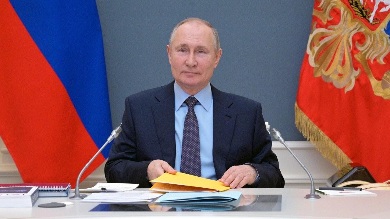 Rusya Devlet Başkanı Putin'in 2020 geliri açıklandı