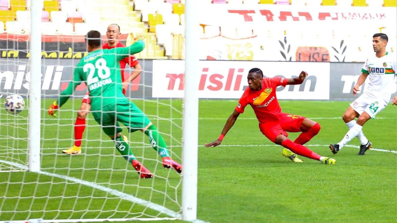 Yeni Malatyaspor 13 maç sonra kazandı