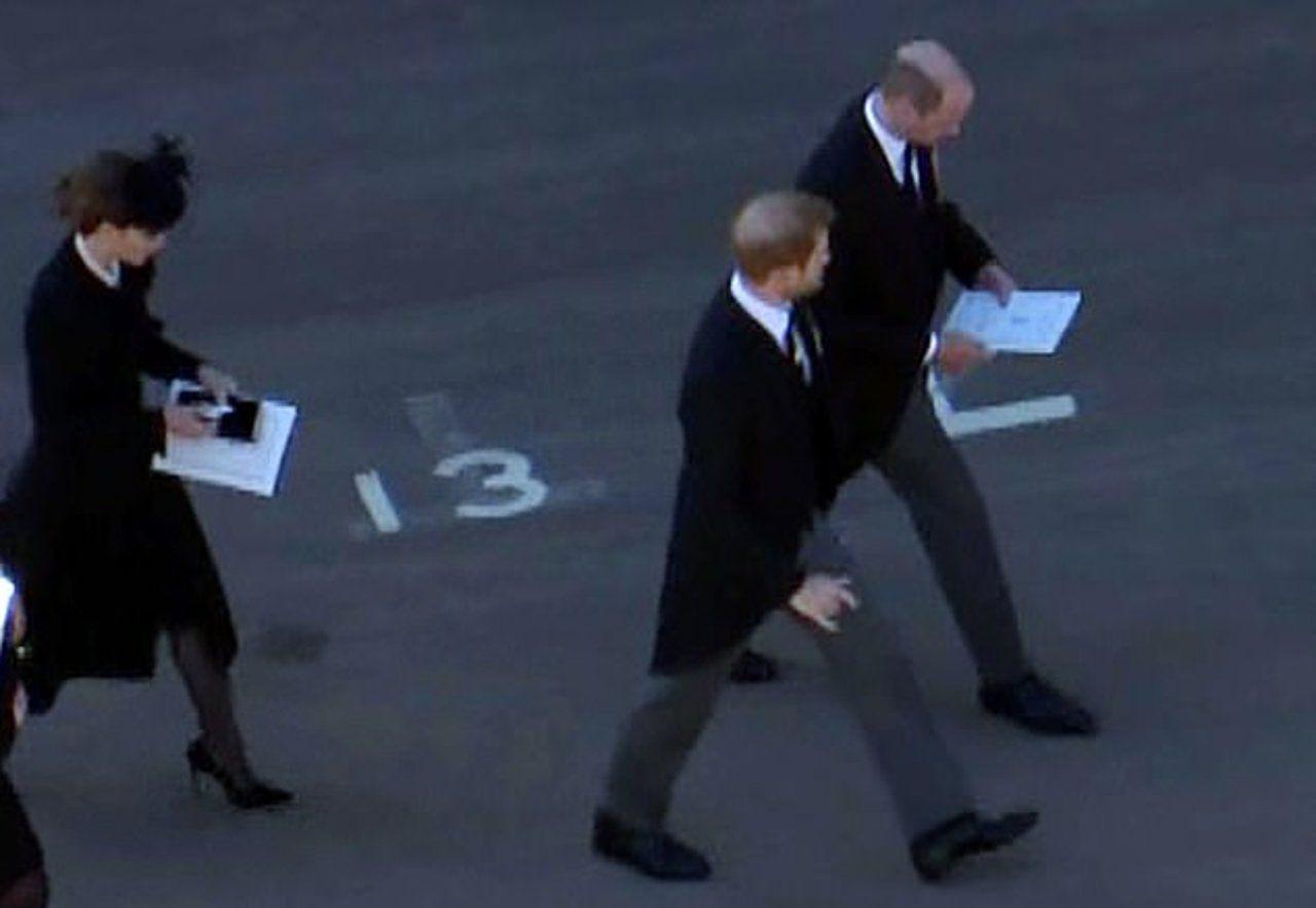 Kate Middleton çekildi, Prens Harry ve William aylar sonra konuştu - Sayfa 3