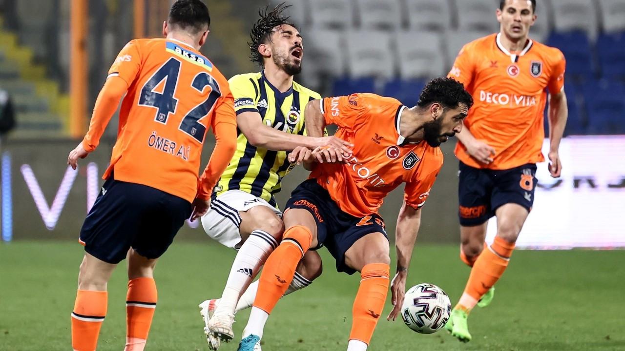 Fenerbahçe, Başakşehir'i 2-1 mağlup etti
