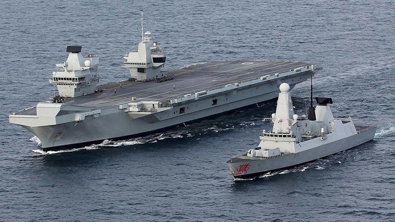 İddia: İngiltere Karadeniz'e iki savaş gemisi gönderecek