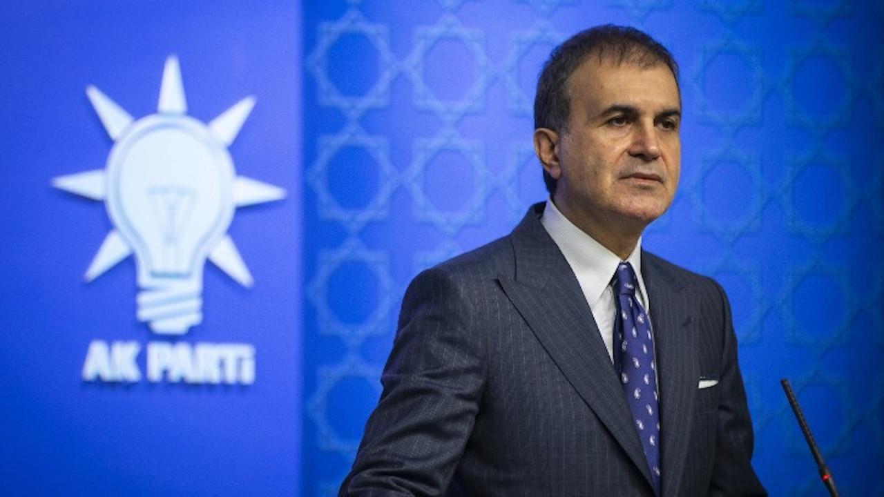 Çelik: Yunan bakanın bağnaz ithamları tarihe geçecek