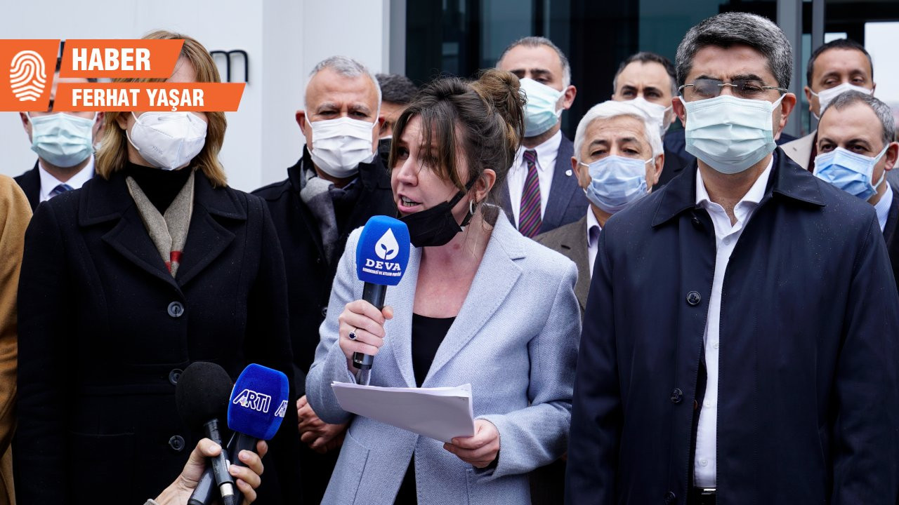 DEVA Partisi, Kanal İstanbul projesine karşı kampanya başlattı