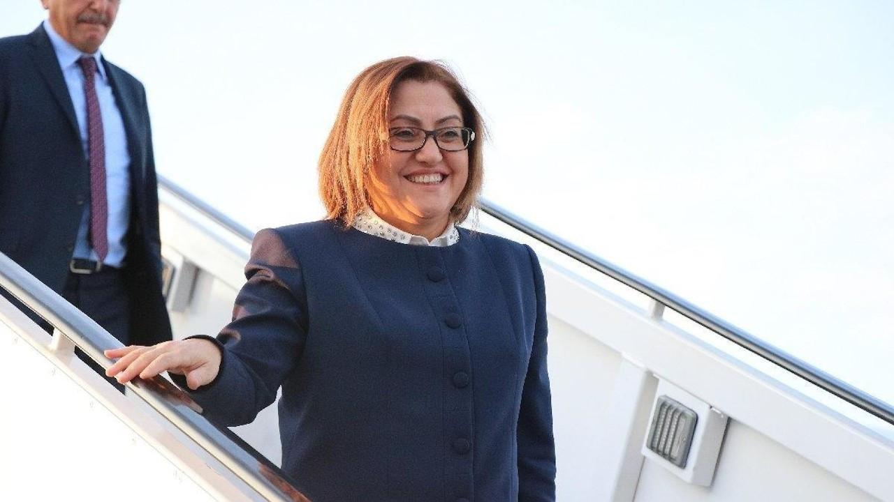 Fatma Şahin'den 'gri pasaport' iddiasına suç duyurusu