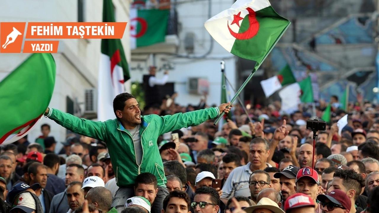 Cezayir'in geleceğini çalan karanlık geçmiş