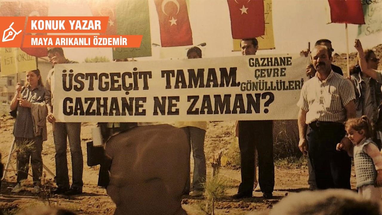 Hasanpaşa Gazhanesi açılırken Gazhane Çevre Gönüllüleri ne istiyor?