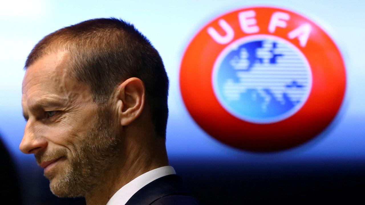 UEFA Başkanı'ndan 'Avrupa Süper Ligi'ne tepki: Hemen men edilmeliler, utanç verici