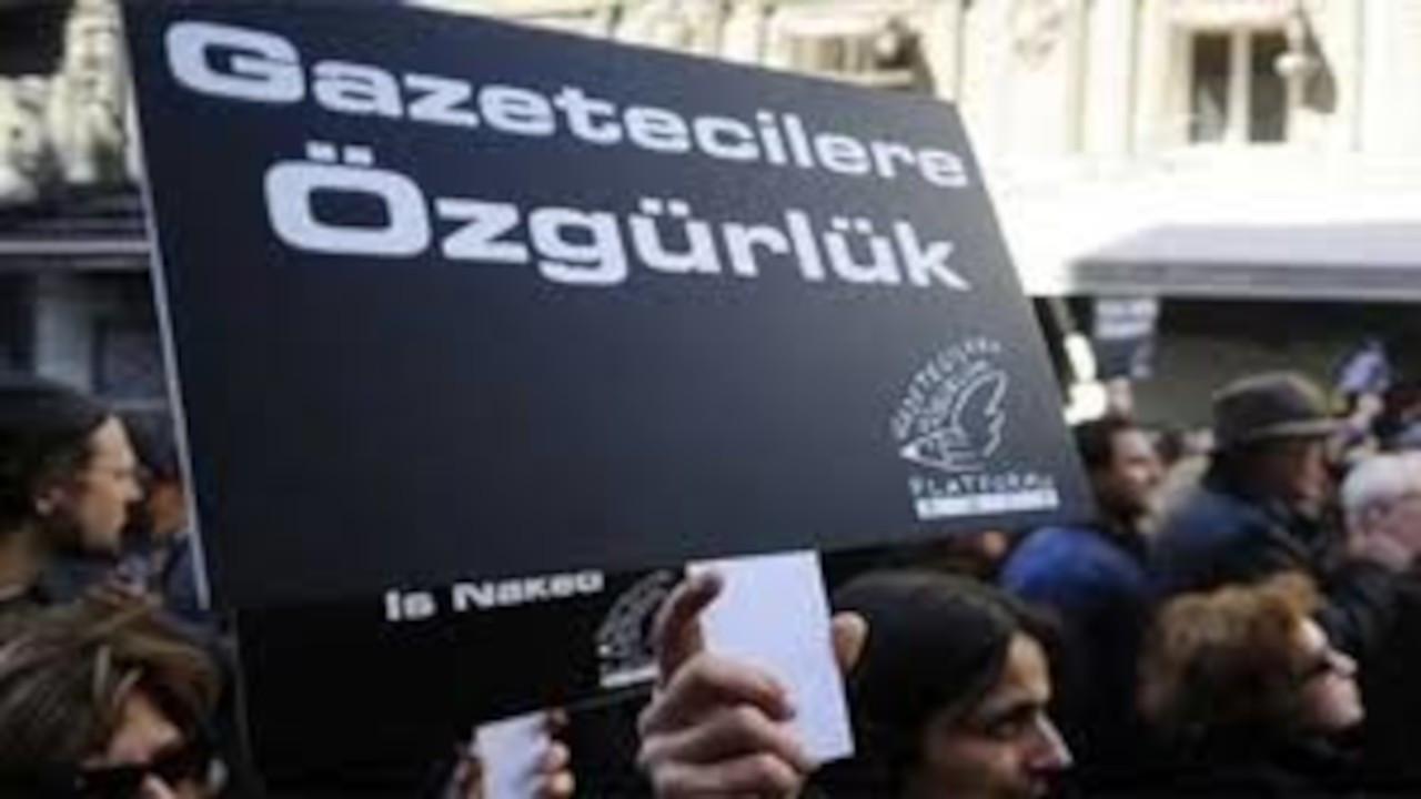 2021 Basın Özgürlüğü Endeksi: Türkiye 180 ülke içinde 153. sırada