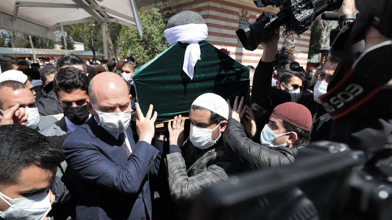 Koronadan ölen Hüsnü Bayramoğlu'nun cenazesine binlerce kişi katıldı - Sayfa 4