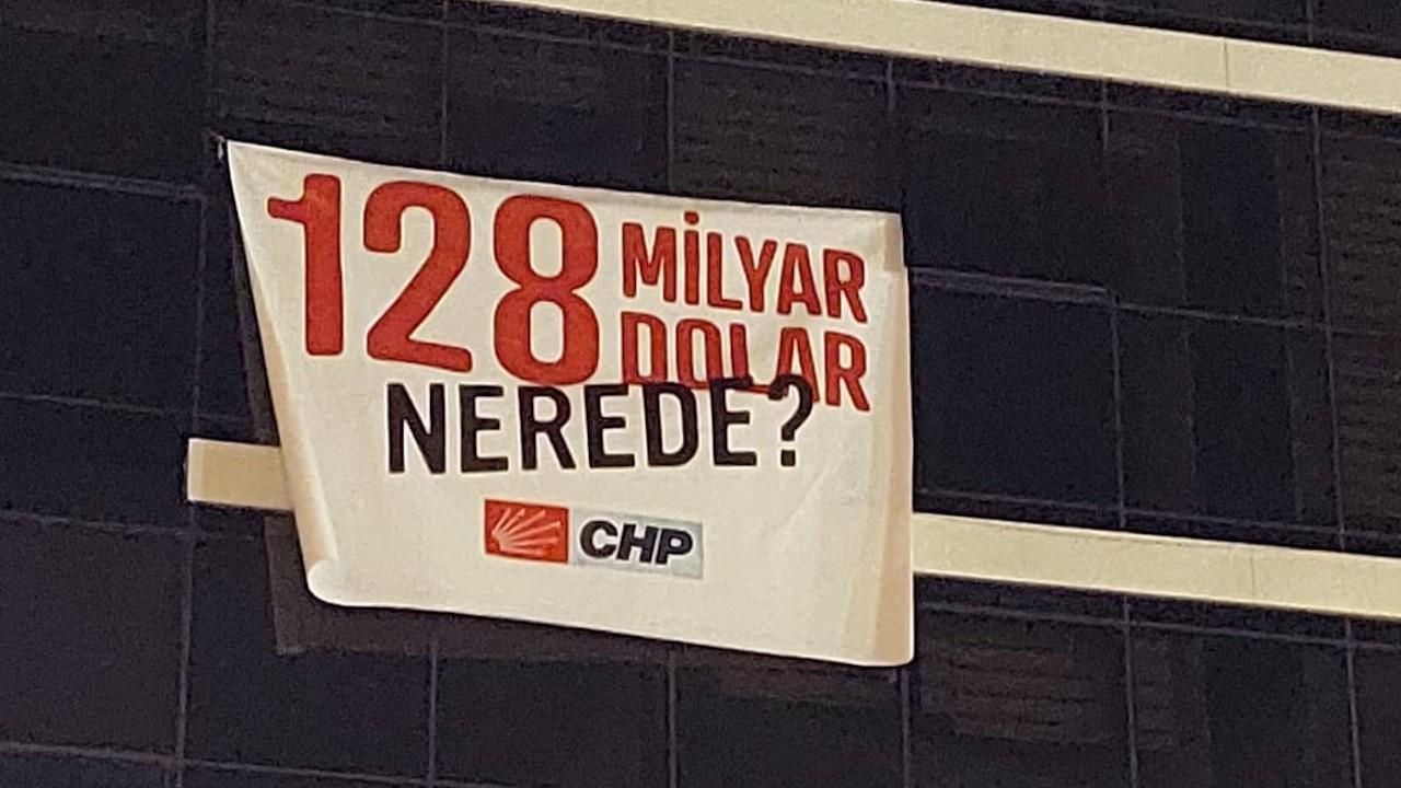 Diyarbakır'da CHP'ye '128 milyar dolar nerede' cezası