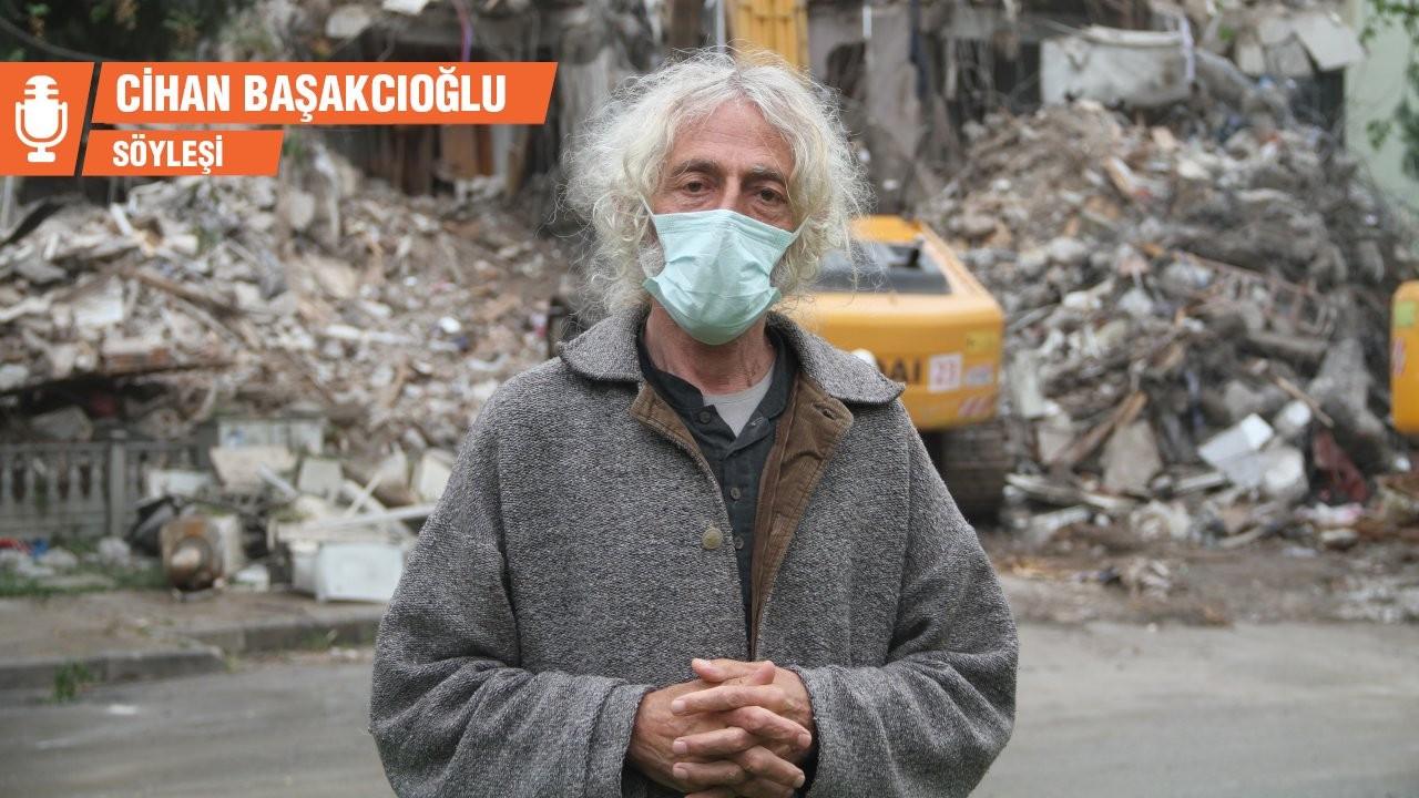 Don Kişot Osman'dan 'asbest' gemisi yorumu: Yüzen tabut