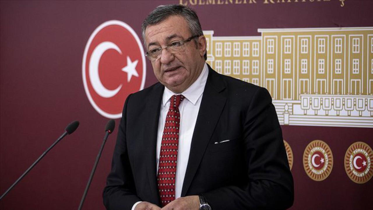 CHP'li Altay: İçişleri Bakanı, Cumhurbaşkanı'na aba altından sopa gösteriyor