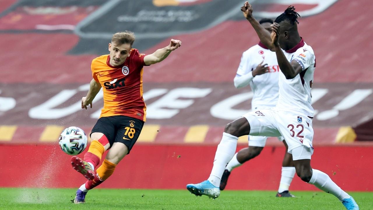 Galatasaray yenilgiden uzatmada attığı golle kurtuldu: 1-1