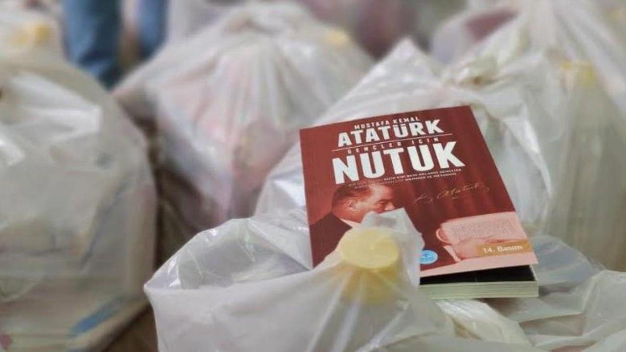 MEB'den 'Nutuk' soruşturması: Milli Eğitim Müdürü görevden alındı