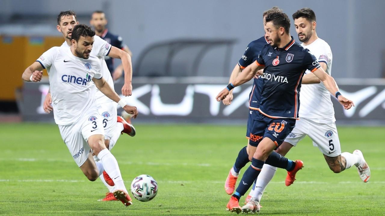 Başakşehir, Kasımpaşa'yı tek golle geçti