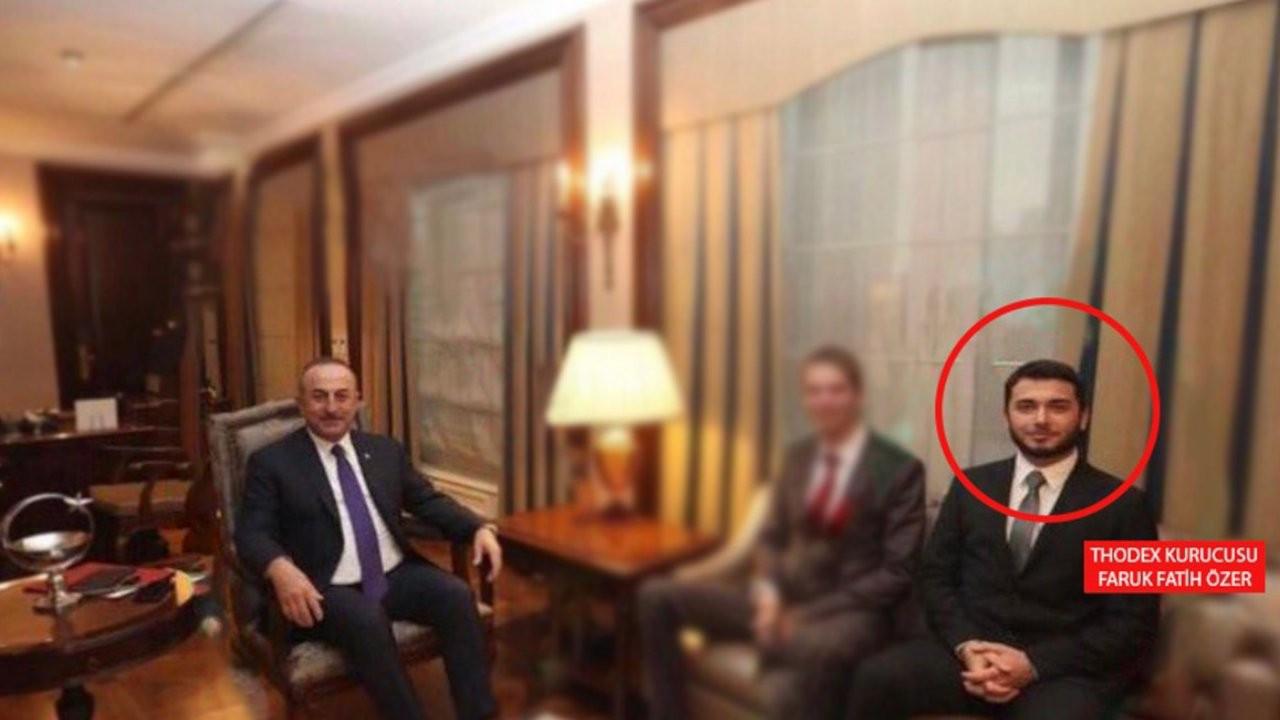 Bakan Çavuşoğlu'ndan Thodex açıklaması: Tanımıyorum
