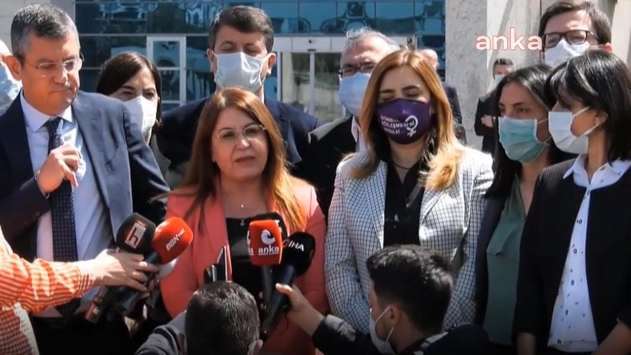 CHP İstanbul Sözleşmesi için Danıştay'a başvurdu