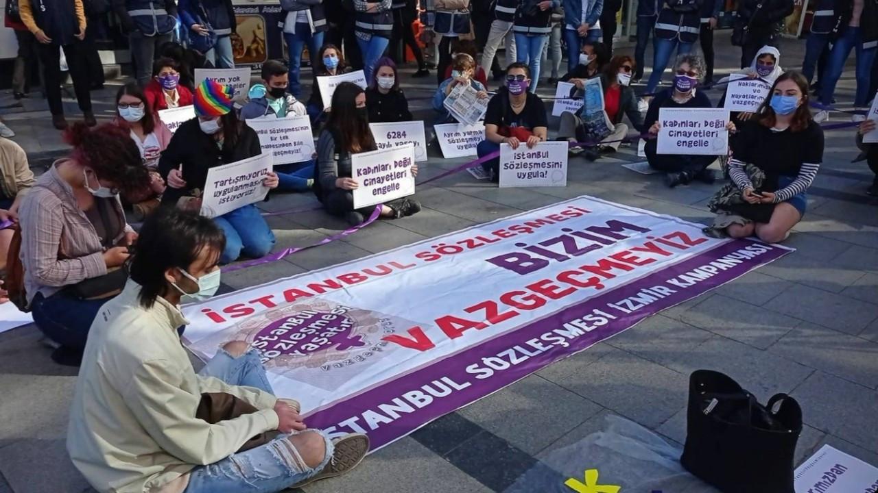 İstanbul Sözleşmesi nöbeti: Katledilen kadınların hikayelerini anlattılar