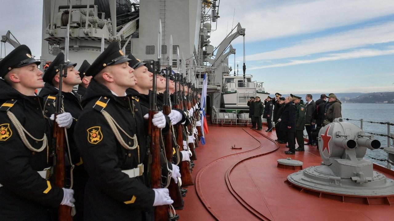 Rusya'dan Karadeniz ve Kırım'da büyük tatbikat
