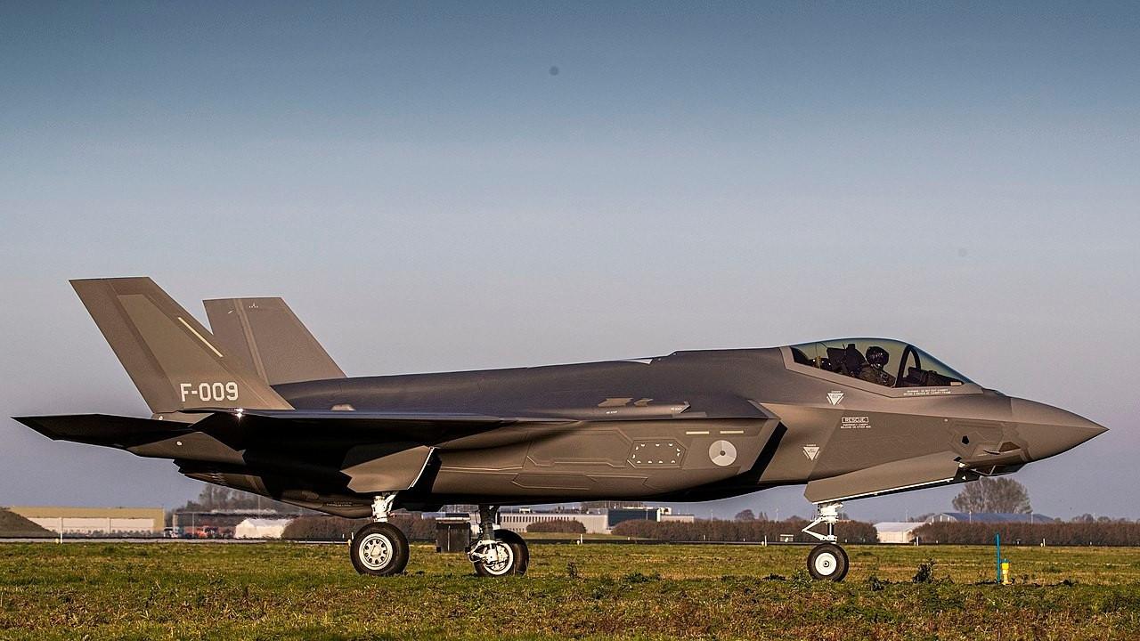 Hollanda: F-35'lerde hızlı motor yıpranması yaşanıyor