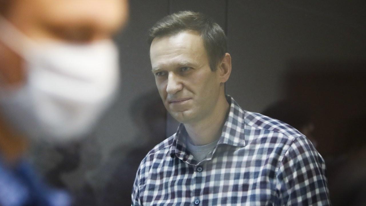 Rus muhalif lider Navalni açlık grevini sonlandırdı