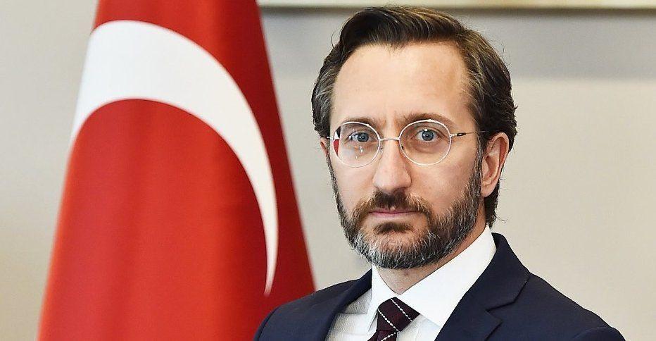 Duvar Arkası... AK Parti açıkladı: Fahrettin Altun siyasi memur - Sayfa 1