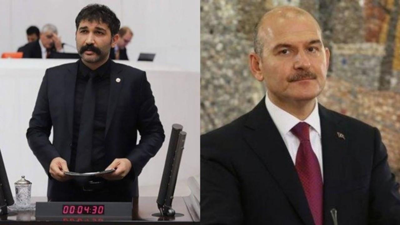 Barış Atay ve Süleyman Soylu, Twitter'da tartıştı: Naparsın, tekrar mı saldırtırsın
