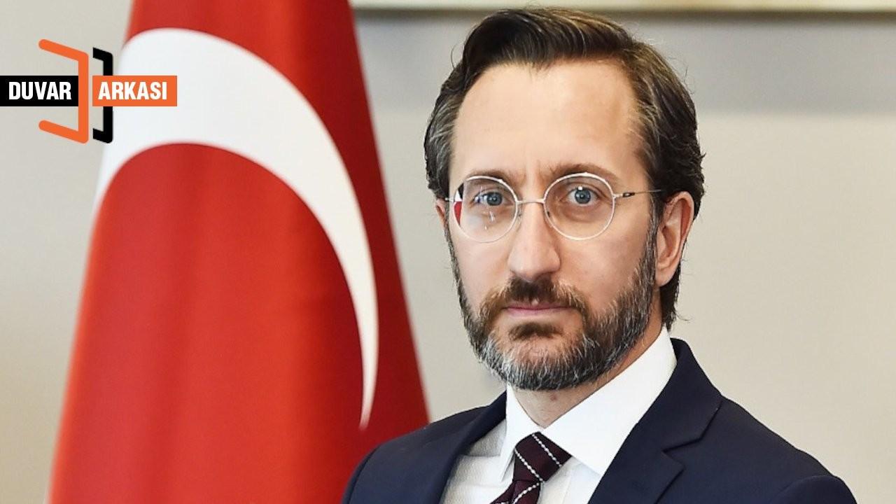 AK Parti açıkladı: Fahrettin Altun siyasi memur