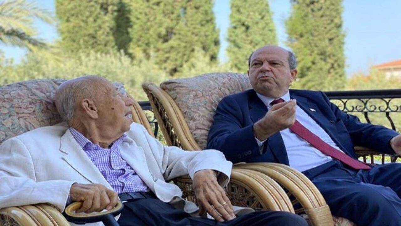 KKTC Cumhurbaşkanı Ersin Tatar'ın babası Rüstem Tatar vefat etti