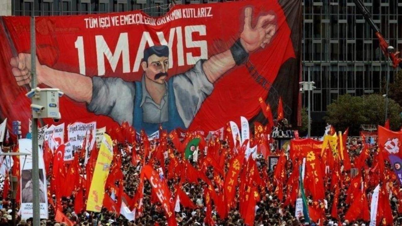 DİSK'ten 1 Mayıs için yeni marş