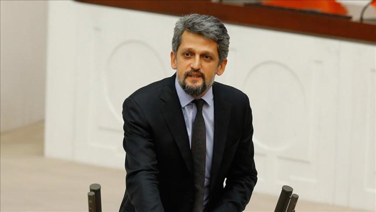 Paylan: Ermeni halkının yarasını iyileştirecek tek meclis TBMM'dir