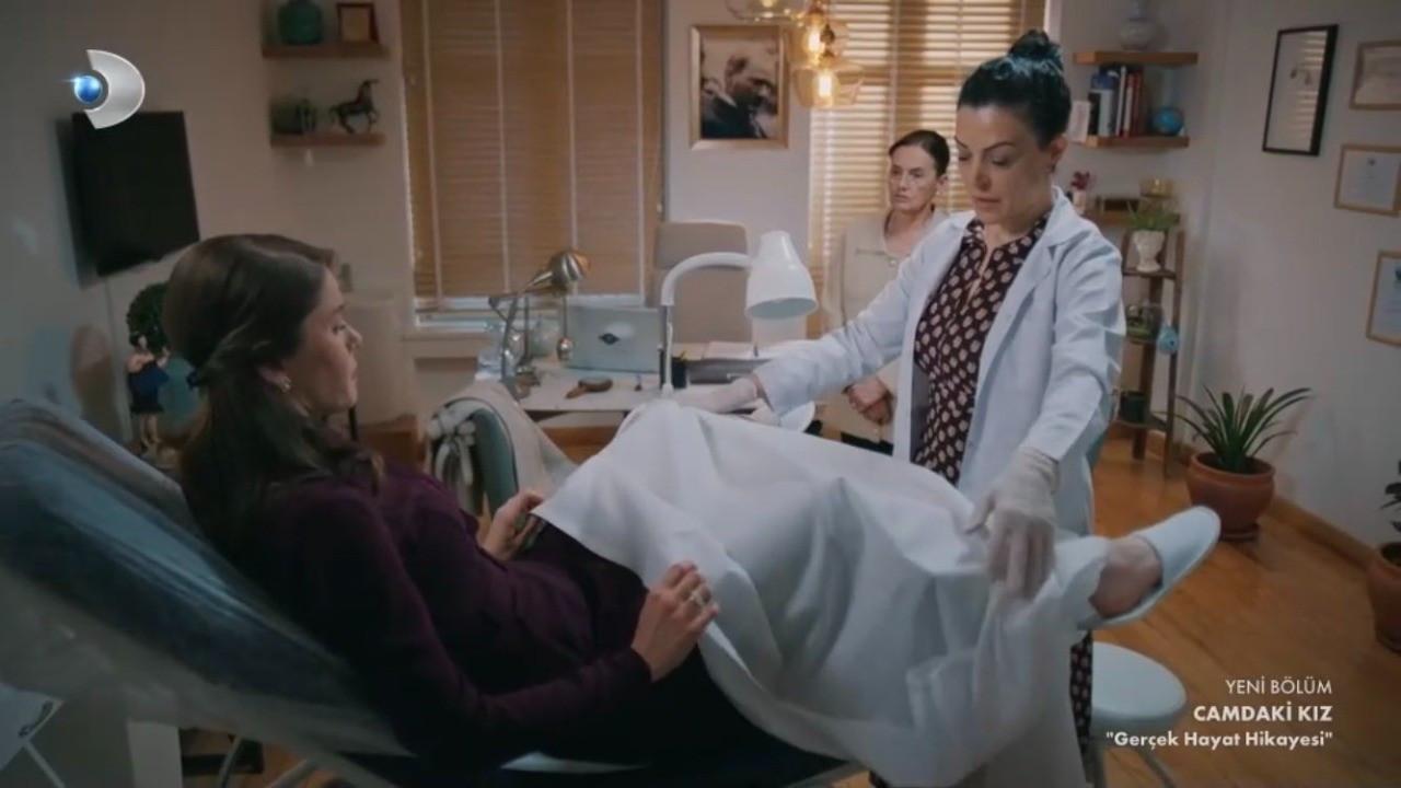 Camdaki Kız'da 'bekaret testi' krizi: Oyuncular olarak tepki gösterdik