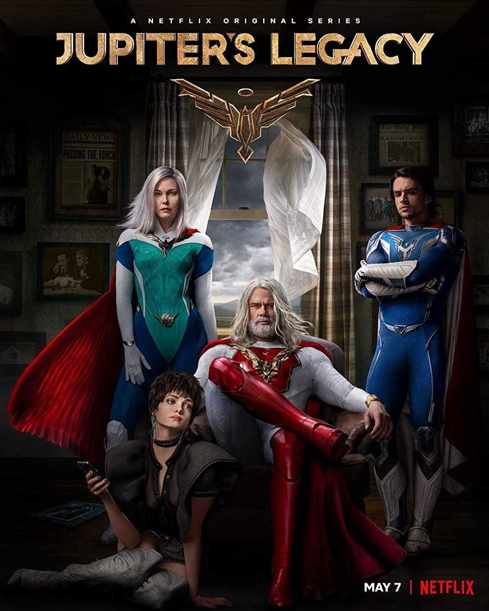 IMDb'ye göre en popüler 50 dizi - Sayfa 4