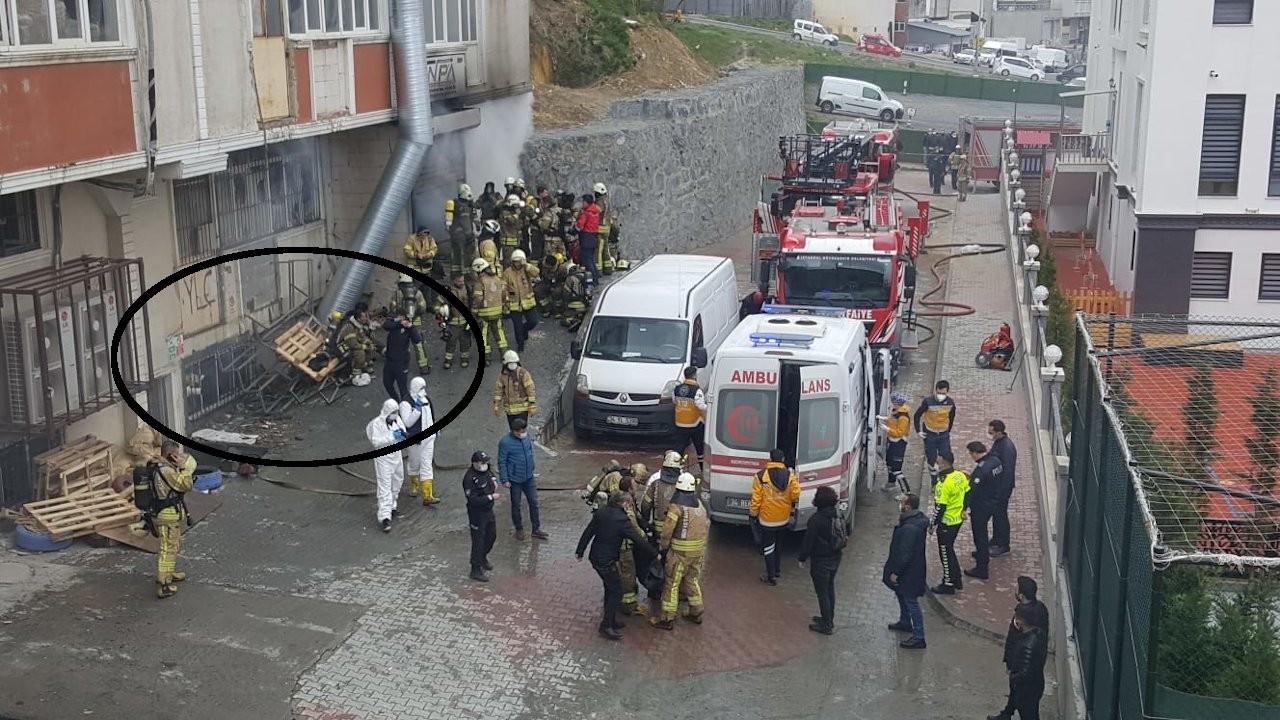 Hırdavat deposunda yangın: 4 kişinin cesedine ulaşıldı