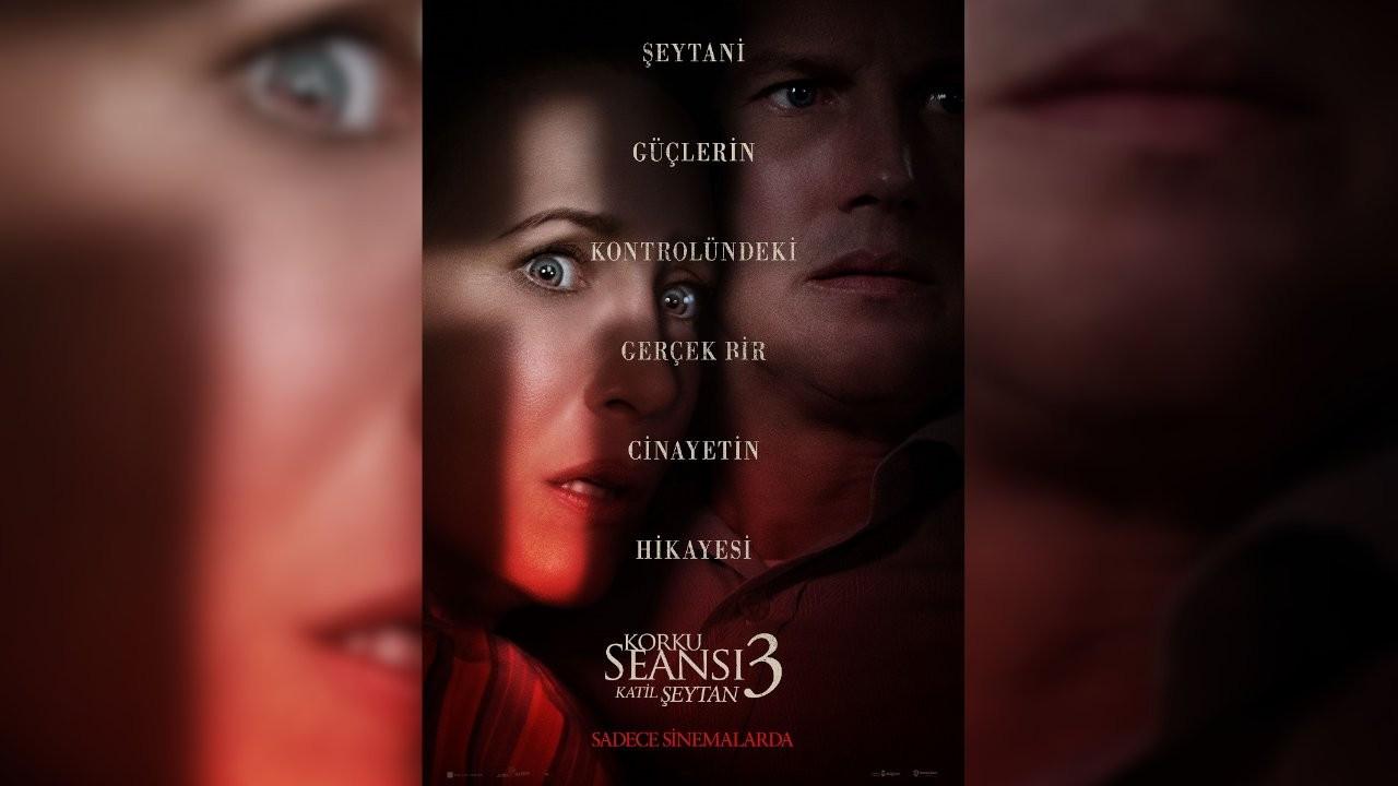 Korku filmi serisi 'Korku Seansı'nın yeni filminden ilk fragman