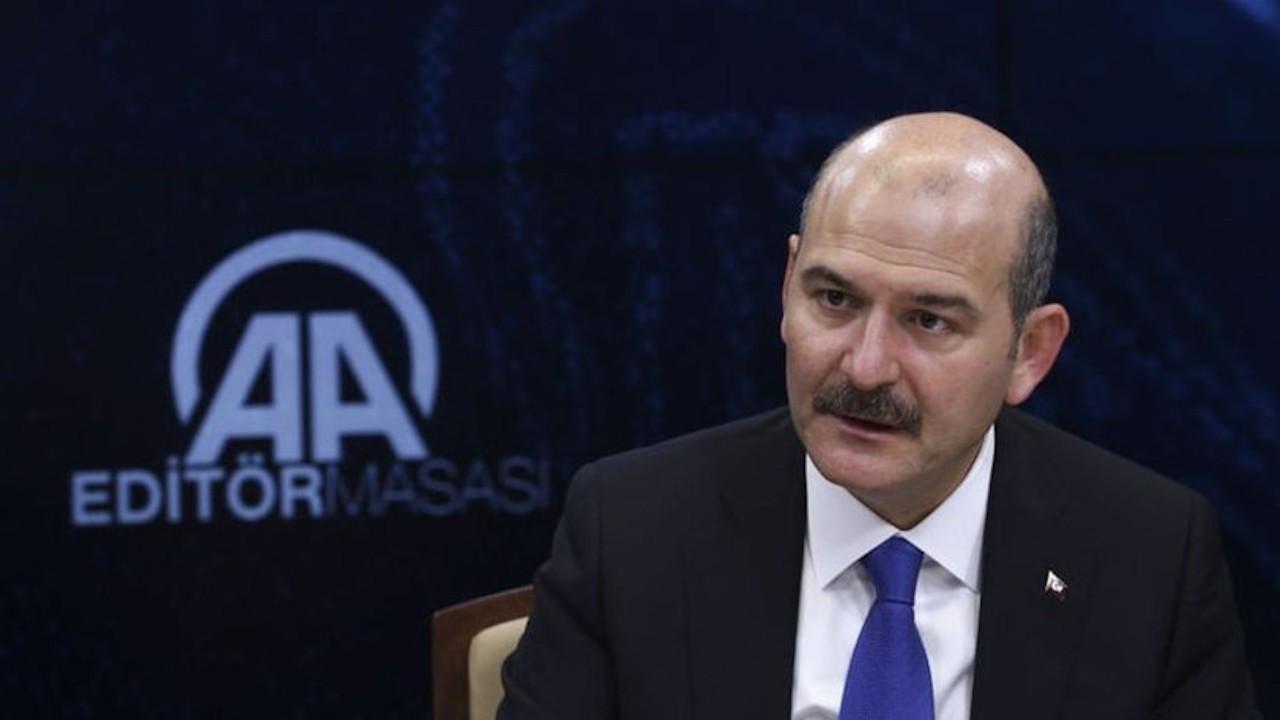 AA ve Soylu Kobanê Davası öncesi HDP'yi hedef aldı