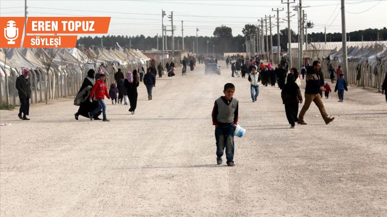 Didem Danış: Düzensiz göçü Avrupa dışsallaştırıyor, Türkiye araçsallaştırıyor