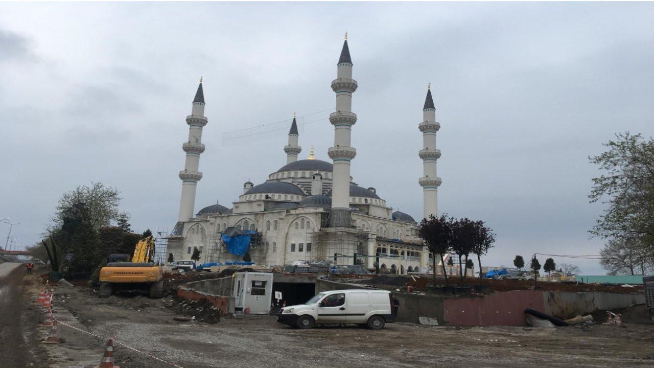 Cami inşaatında iş kazası: 'İşçiler kazadan sonra sigortalandı'