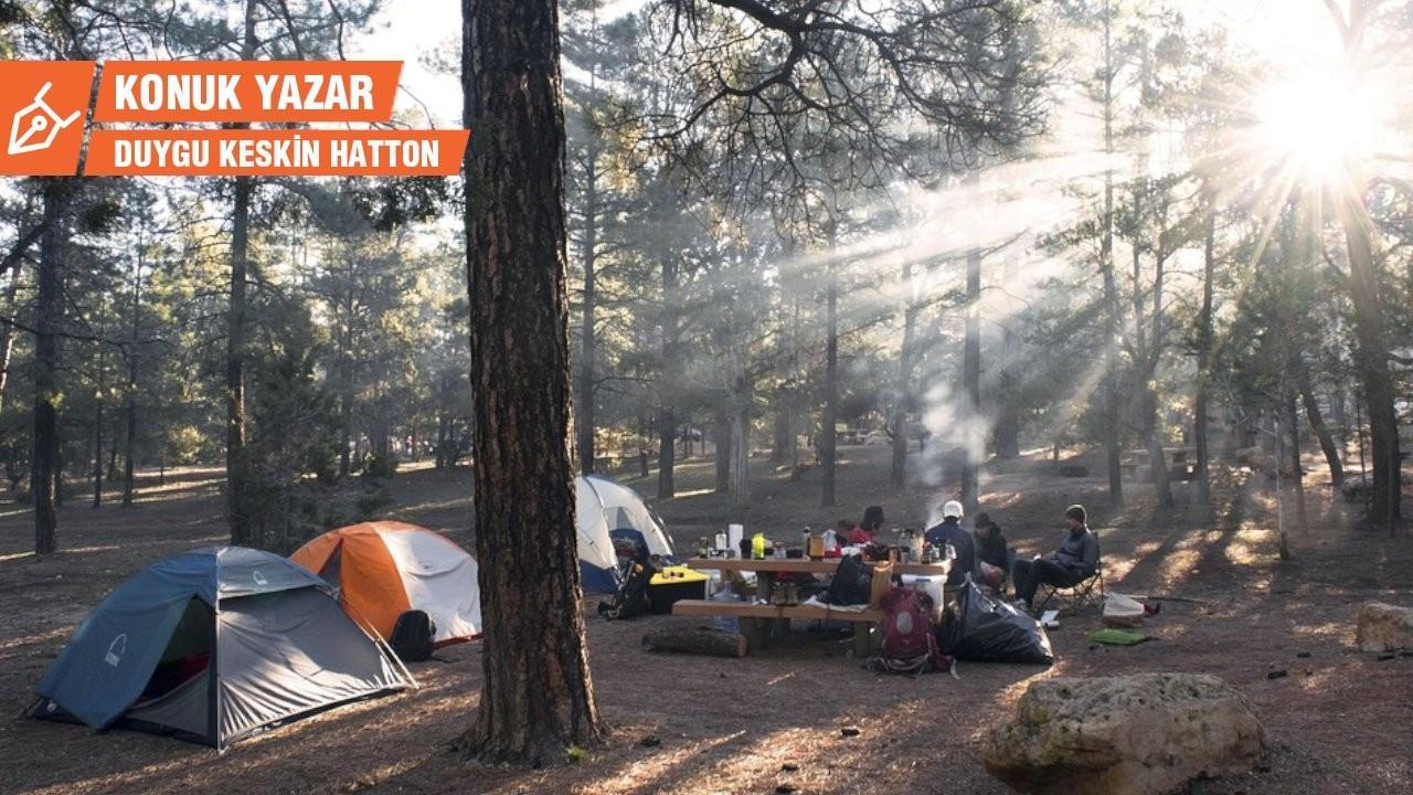 Türkiye'de kamp ve karavan alışkanlığı