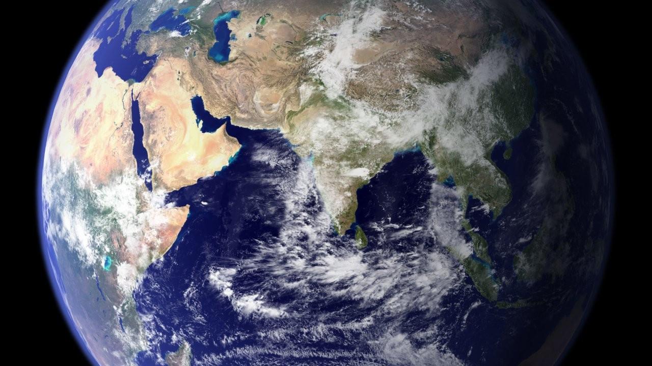 İklim değişikliği Dünya'nın eksenini değiştirdi