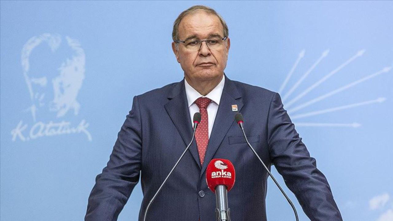 CHP: Erdoğan, çaresizliğini tehditle kapatmaya çalışıyor