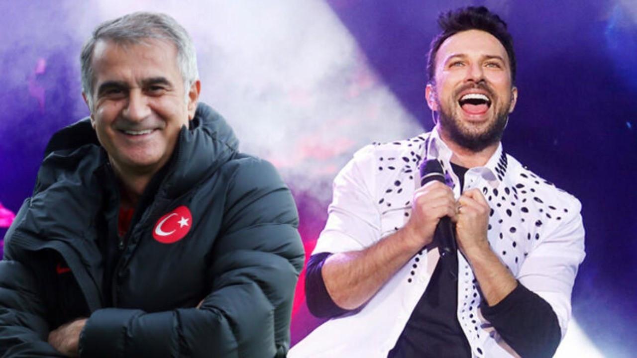 Şenol Güneş'ten Tarkan'a 'Milli Takım' çağrısı: Şarkı bekliyoruz