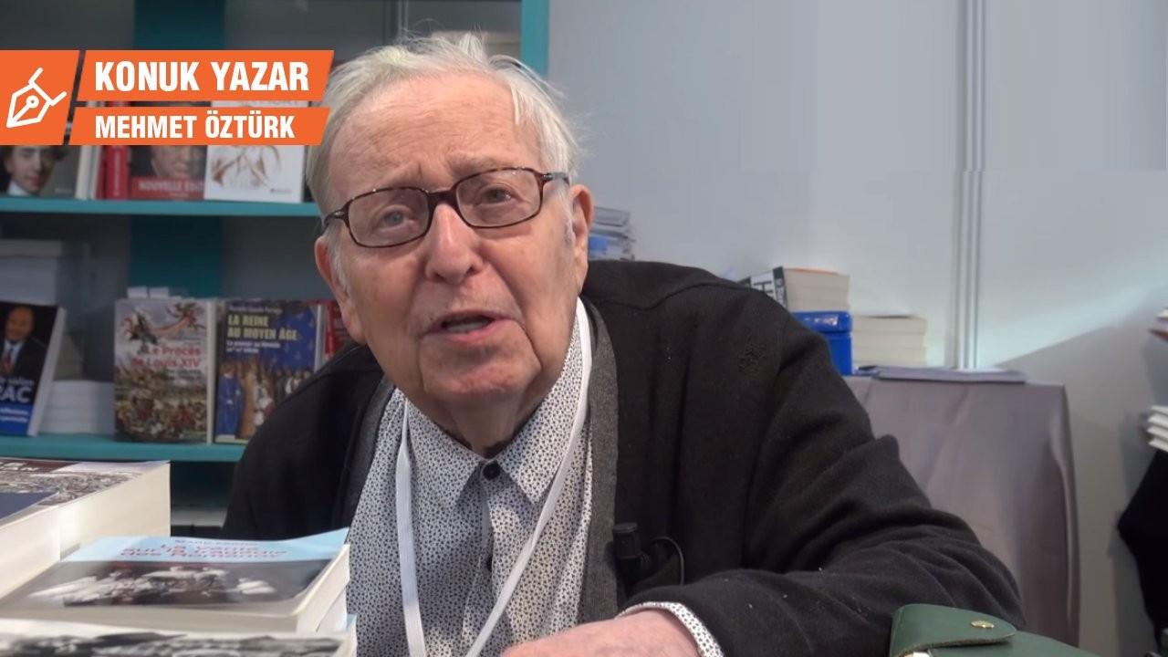 Marc Ferro: Tarihe yeni bir bakış