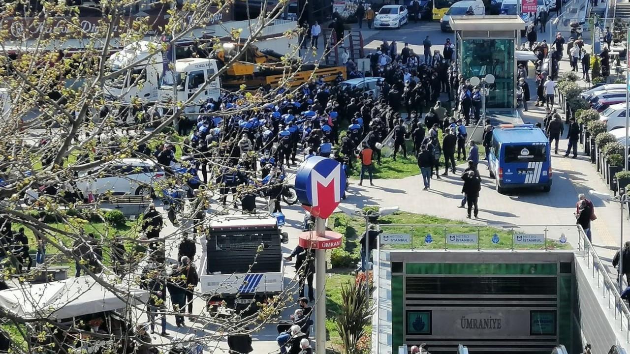 AK Partili belediye Halk Ekmek'i engelledi vatandaşlar tepki gösterdi: Yeter artık ya