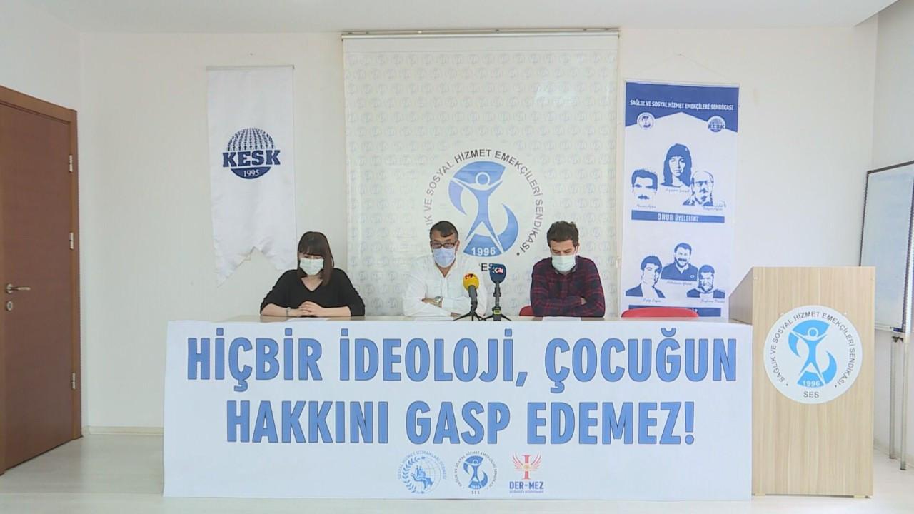 Diyarbakır'daki sivil toplum örgütlerinden Yanık'a istifa çağrısı