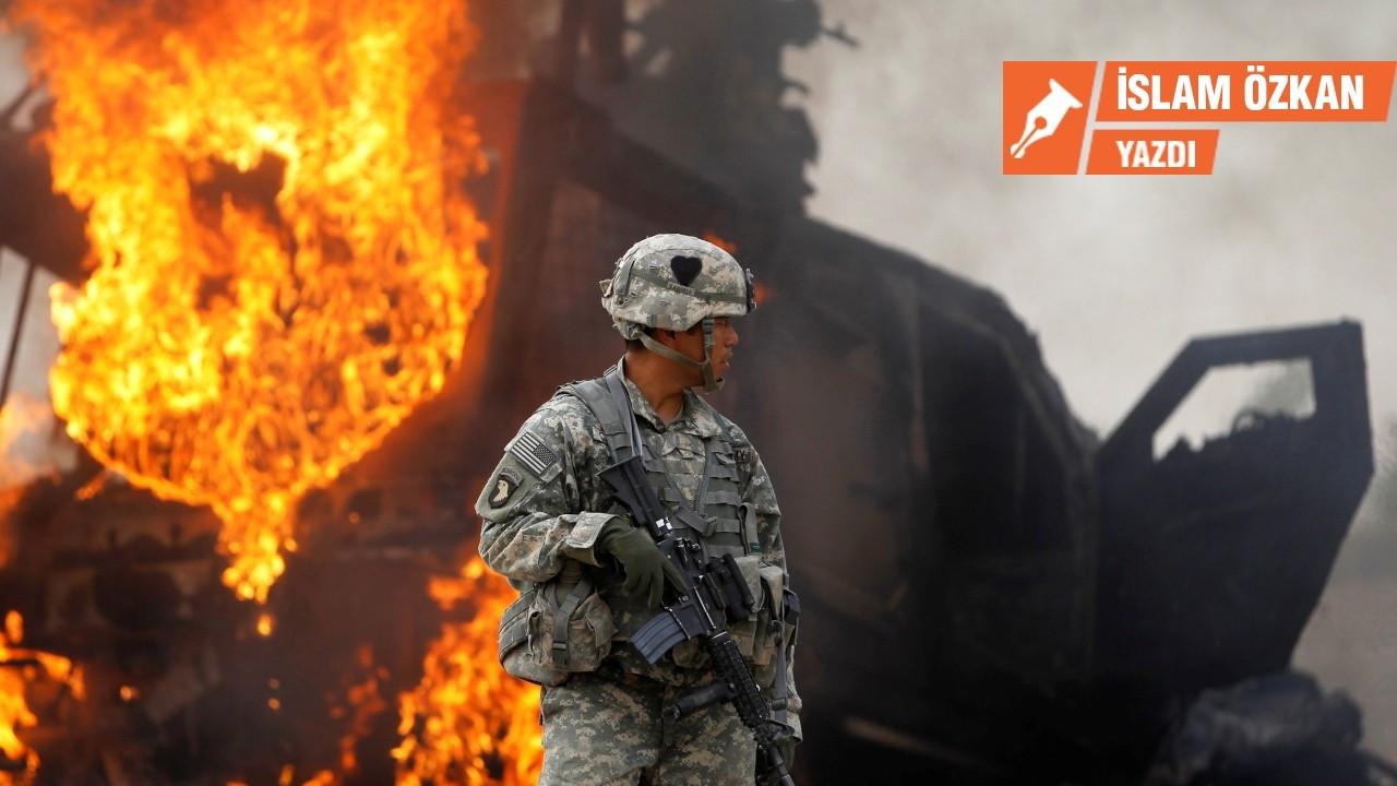 Afganistan'da ABD'den geriye kalan