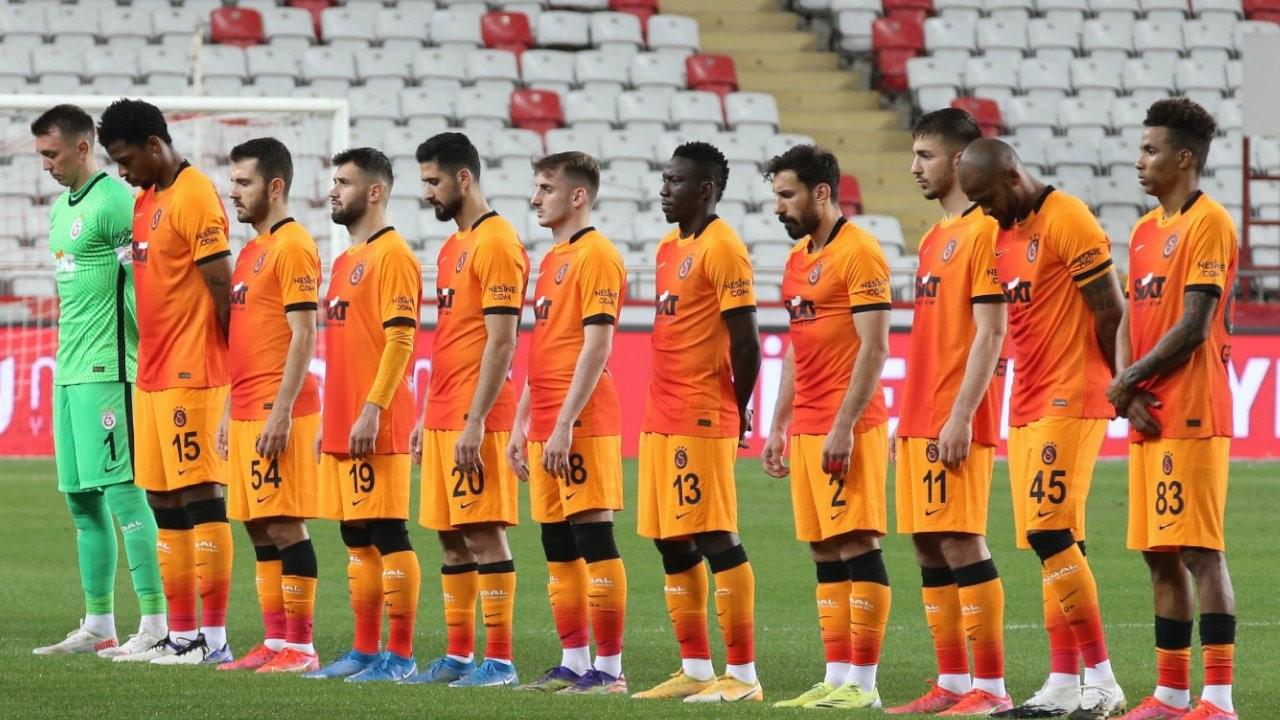 Galatasaray'da 3 oyuncunun korona testi pozitif